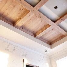 Фотография:  в стиле Современный, Декор интерьера, DIY, Потолок – фото на InMyRoom.ru
