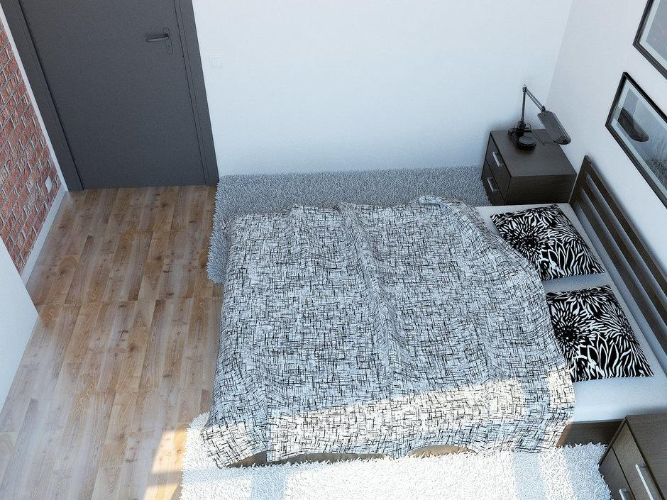 Фотография: Спальня в стиле Лофт, Декор интерьера, Квартира, Globo, Massive, Дома и квартиры, IKEA, Проект недели, Ideal Lux – фото на InMyRoom.ru