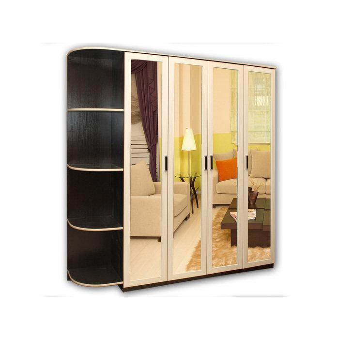 Распашной шкаф стайл - купить по цене 12520 руб в москве фот.