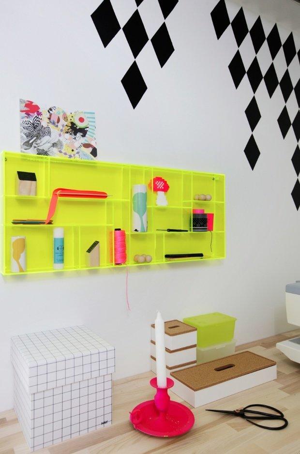 Фотография: Декор в стиле Скандинавский, Декор интерьера, Дизайн интерьера, Цвет в интерьере, Желтый – фото на InMyRoom.ru