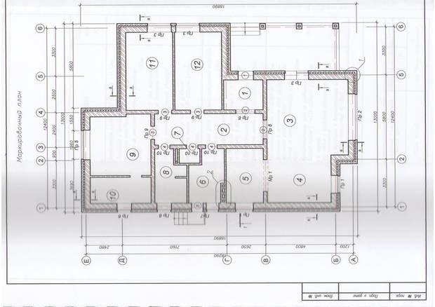 Помогите правильно распланировать помещения №3,4 гостиная +столовая