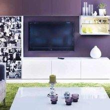 Фотография: Гостиная в стиле Современный, Декор интерьера, Декор дома, Цвет в интерьере, IKEA, Зеленый, Желтый – фото на InMyRoom.ru
