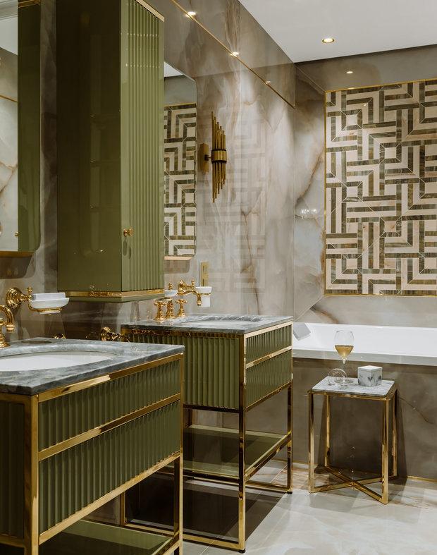 Фотография: Ванная в стиле Классический,  – фото на INMYROOM