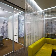 Фото из портфолио Офис Метриум Групп – фотографии дизайна интерьеров на InMyRoom.ru