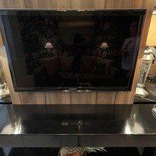 Фотография: Декор в стиле Современный, Гостиная, Интерьер комнат, Проект недели, Переделка – фото на InMyRoom.ru