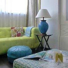 Фото из портфолио Квартира 210 метров. Игра цвета – фотографии дизайна интерьеров на InMyRoom.ru