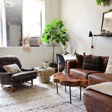 Фото из портфолио 2-х комнатная квартира, East Village, New York – фотографии дизайна интерьеров на InMyRoom.ru