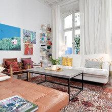 Фото из портфолио Luntmakargatan 10 ½ – фотографии дизайна интерьеров на InMyRoom.ru
