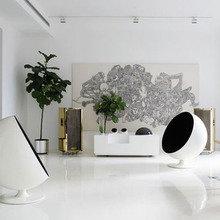 Фотография: Гостиная в стиле Современный, Эклектика, Декор интерьера, DIY, Цвет в интерьере – фото на InMyRoom.ru