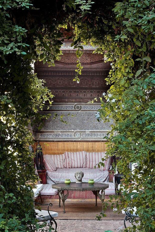 Фотография: Терраса в стиле Восточный, Ландшафт, Советы, Дом и дача – фото на INMYROOM