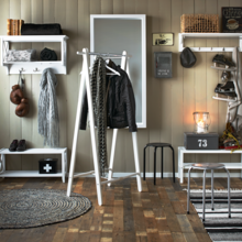 Фото из портфолио Спорт декор в скандинавском интерьере – фотографии дизайна интерьеров на InMyRoom.ru