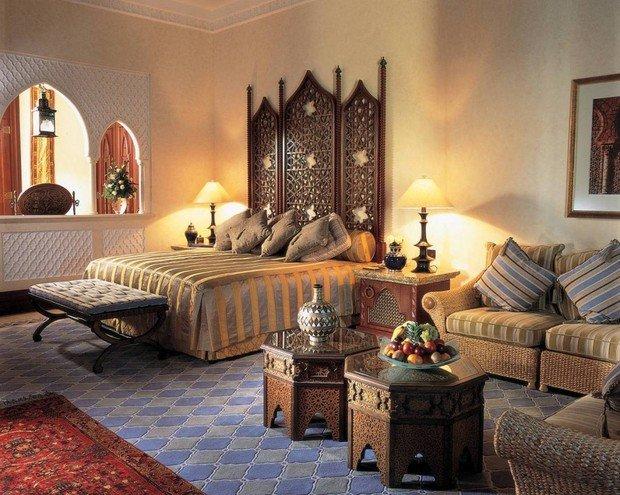 Фотография: Спальня в стиле Восточный, Декор интерьера, Советы – фото на INMYROOM