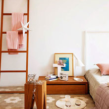 Фотография: Спальня в стиле Скандинавский, Декор интерьера, Квартира, Дома и квартиры, Барселона, Модерн – фото на InMyRoom.ru