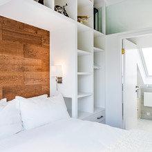 Фото из портфолио Дом в часовне на холме – фотографии дизайна интерьеров на INMYROOM