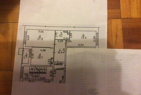 Помогите создать дизайн проект квартиры