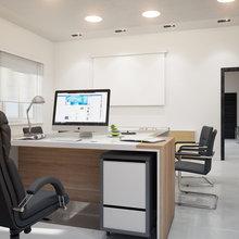 Фото из портфолио Офисы, Новый Уренгой – фотографии дизайна интерьеров на INMYROOM