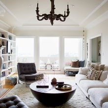 Фото из портфолио Страсть к перестановке мебели – фотографии дизайна интерьеров на INMYROOM
