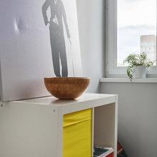 Фотография: Декор в стиле Скандинавский, Современный, Малогабаритная квартира, Квартира, Проект недели, Павел Герасимов, Geometrium, экономия, Электросталь – фото на InMyRoom.ru