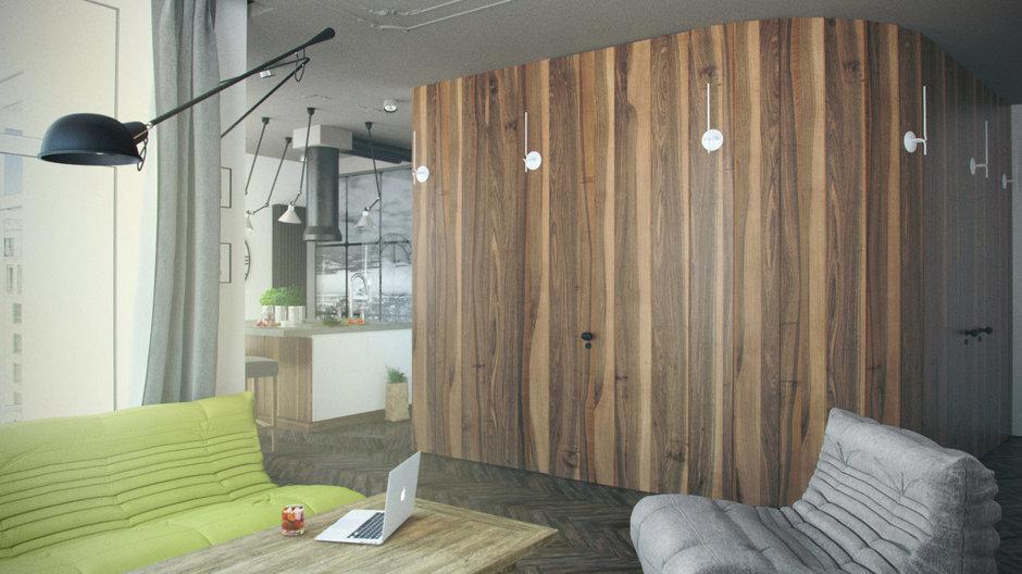 Фотография: Гостиная в стиле Лофт, Эклектика, Квартира, Дома и квартиры, IKEA – фото на InMyRoom.ru