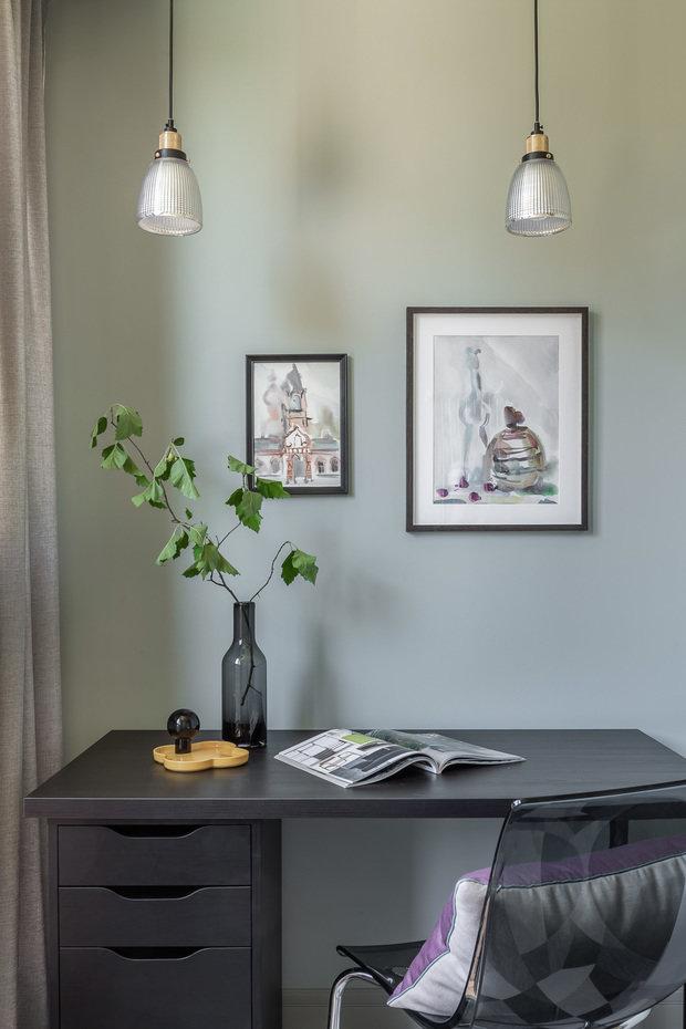 Фотография: Кабинет в стиле Современный,  – фото на INMYROOM