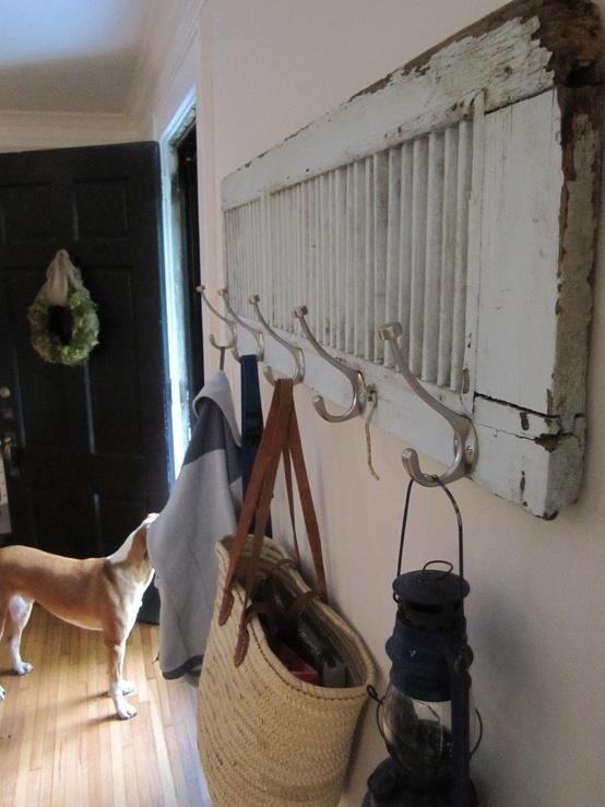 Фотография: Прихожая в стиле Кантри, Современный, Декор интерьера, DIY, Дом, Декор дома – фото на InMyRoom.ru