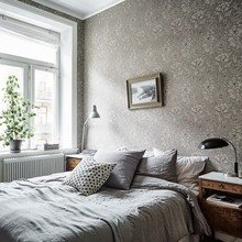 Фото из портфолио СПОКОЙНЫЙ ИНТЕРЬЕР В МЯГКИХ И НЕЙТРАЛЬНЫХ ТОНАХ – фотографии дизайна интерьеров на InMyRoom.ru