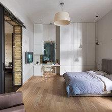 Фотография: Спальня в стиле Современный, Квартира, Украина, Дома и квартиры, Проект недели – фото на InMyRoom.ru