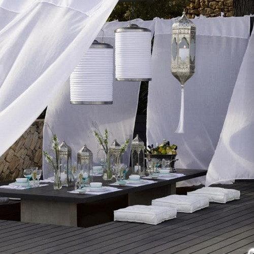 Фотография: Балкон, Терраса в стиле Классический, Современный, Восточный – фото на INMYROOM