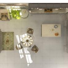 Фото из портфолио Кухня Империя. – фотографии дизайна интерьеров на InMyRoom.ru