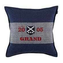 Подушка Grand Design 2005 (Navy & Grey)