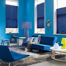 Фото из портфолио Плиссе (шторы-плиссе) – фотографии дизайна интерьеров на INMYROOM