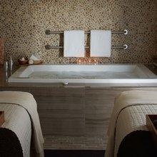 Фотография: Ванная в стиле Кантри, Современный, Дома и квартиры, Городские места, Бразилия – фото на InMyRoom.ru