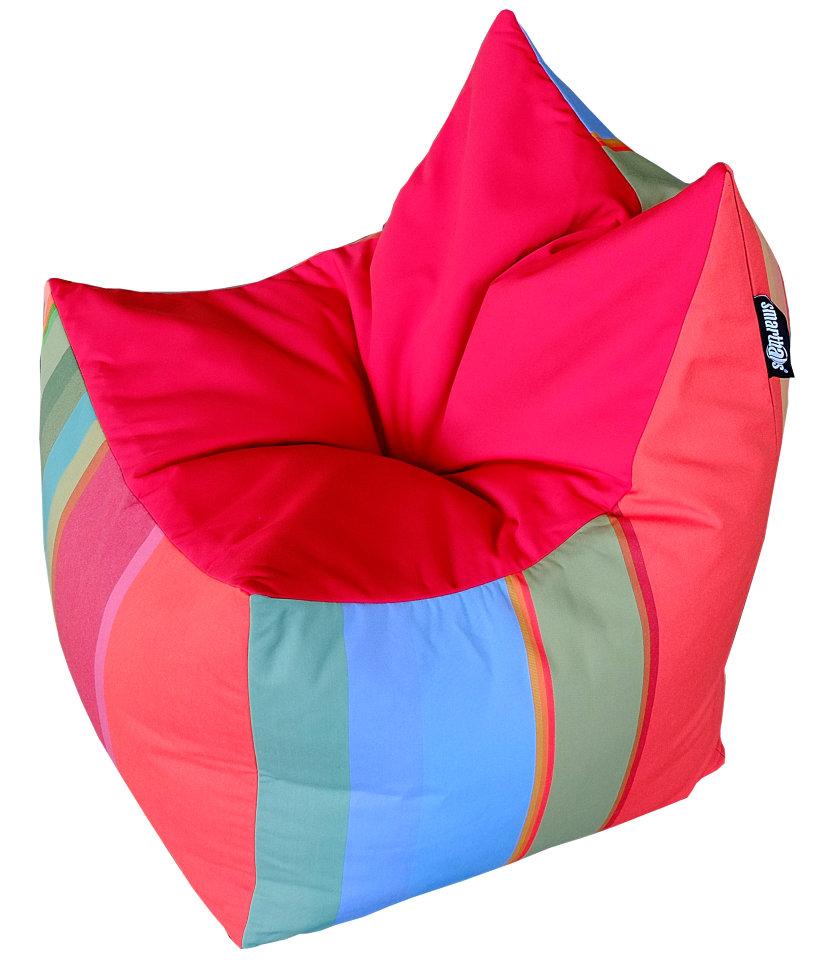 Купить Кресло-мешок чушка xl Outdoor Multicolour, inmyroom