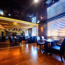 """Фото из портфолио Кафе при гостинице """"Аврора"""" – фотографии дизайна интерьеров на INMYROOM"""