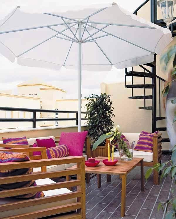 Фотография: Прочее в стиле , Балкон, Прованс и Кантри, Интерьер комнат, Дом и дача – фото на InMyRoom.ru