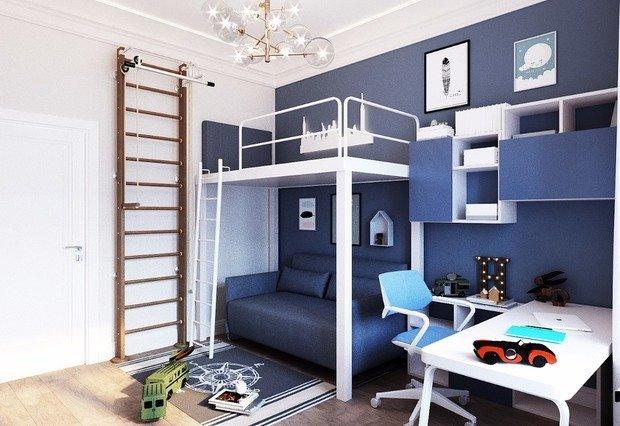 Фото из портфолио Дизайн квартиры площадью 200 кв.м – фотографии дизайна интерьеров на INMYROOM