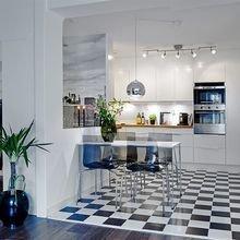 Фотография: Кухня и столовая в стиле Скандинавский, Декор интерьера, Квартира, Дома и квартиры, Ремонт – фото на InMyRoom.ru