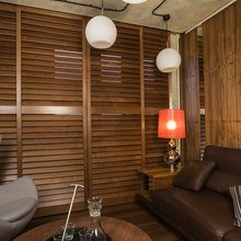 Фотография: Гостиная в стиле Современный, Декор интерьера, Интерьер комнат, Проект недели – фото на InMyRoom.ru