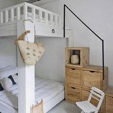 Фотография: Детская в стиле Скандинавский, Спальня, Декор интерьера, Интерьер комнат – фото на InMyRoom.ru