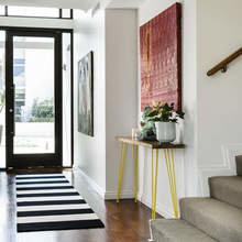Фотография: Прихожая в стиле Скандинавский, Современный, Дом, Австралия, Дома и квартиры – фото на InMyRoom.ru