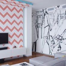 Фотография: Гостиная в стиле Современный, Индустрия, Люди, Международная Школа Дизайна – фото на InMyRoom.ru