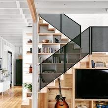 Фото из портфолио Вдохновляющий дом в городе Остин, штат Техас – фотографии дизайна интерьеров на InMyRoom.ru