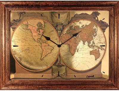 Фотография:  в стиле , Декор интерьера, Часы, Декор дома – фото на InMyRoom.ru