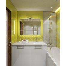 Фото из портфолио Квартира на Коломенской – фотографии дизайна интерьеров на INMYROOM
