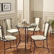 Фото из портфолио кованная мебель – фотографии дизайна интерьеров на InMyRoom.ru