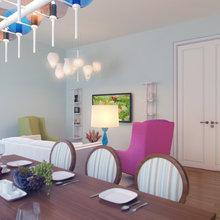 Фото из портфолио проект квартиры в Сколково – фотографии дизайна интерьеров на InMyRoom.ru