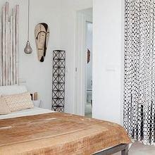 Фотография: Спальня в стиле Скандинавский, Интерьер комнат – фото на InMyRoom.ru