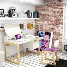 Фотография: Кабинет в стиле Лофт, Детская, Интерьер комнат – фото на InMyRoom.ru