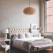 Фотография: Спальня в стиле Кантри, Классический, Лофт, Эклектика, Декор, Минимализм, Ремонт на практике – фото на InMyRoom.ru