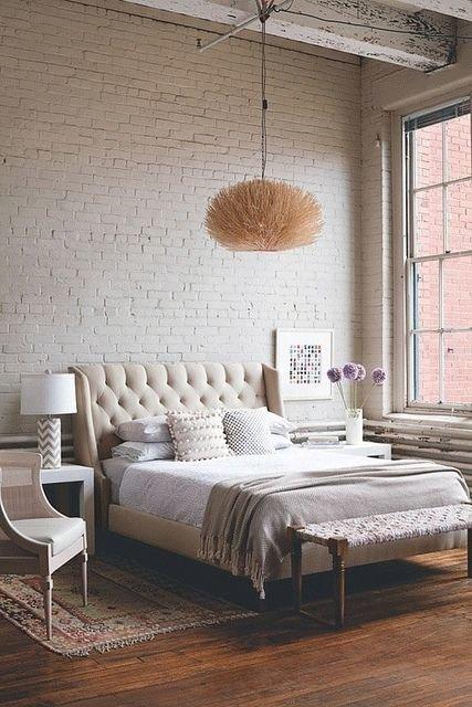 Фотография: Спальня в стиле Прованс и Кантри, Классический, Лофт, Эклектика, Декор, Минимализм, Ремонт на практике – фото на InMyRoom.ru